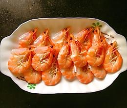 #我们约饭吧#白灼虾(附蘸料做法)的做法
