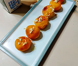 #元宵节美食大赏#面包糠炸元宵的做法