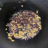 #新春美味菜肴#黑橄榄菜脯炒饭的做法图解5