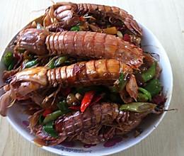 麻辣皮皮虾的做法