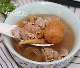 开胃消食——独脚金炖瘦肉汤的做法