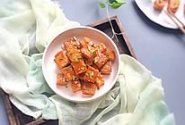 糖醋脆皮豆腐块 做法就是这么简单的做法