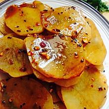 凉拌麻辣土豆片