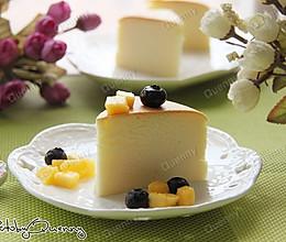 【轻乳酪蛋糕】的做法