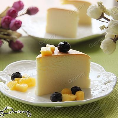 【轻乳酪蛋糕】
