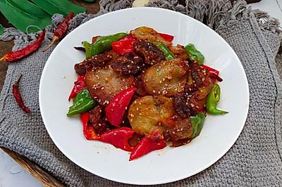 酱香干锅土豆片