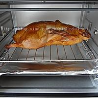 脆皮烤鸭的做法图解7