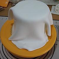翻糖蛋糕的做法图解22