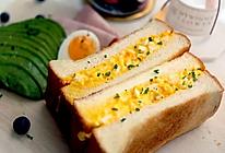 日式鸡蛋三明治的做法