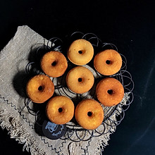 简单快手的甜甜圈