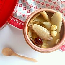潮热难耐,来碗养胃生津的老火汤——沙参玉竹煲老鸡