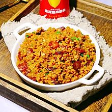 #今天吃什么#腊味炒饭