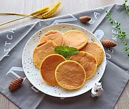 #美食新势力#南瓜小蛋糕的做法