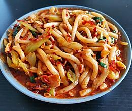 新疆炒米粉的做法