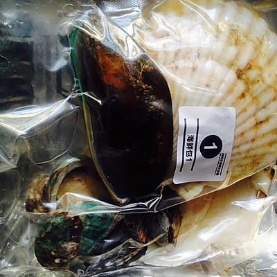 西班牙海鲜大拼盘—惊艳!的做法 步骤3