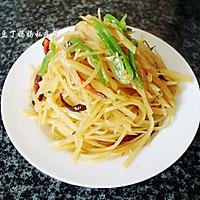 【凉拌土豆丝】——夏日极棒的开味小菜的做法图解5