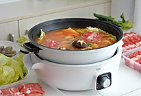 冬日番茄汤底火锅的做法