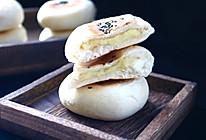 #馅儿料美食,哪种最好吃#绿豆馅饼的做法