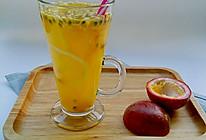 柠檬蜂蜜百香果饮的做法