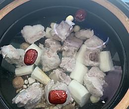 家常菜-山药排骨宝宝汤的做法