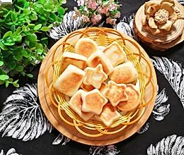 奶香山药小饼的做法