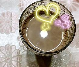 嫁给这杯热可可的做法