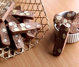 超快速微波炉版【榛仁巧克力牛轧糖】的做法