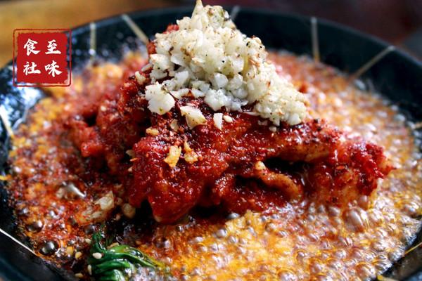 大神级下饭菜:水煮肉片的做法