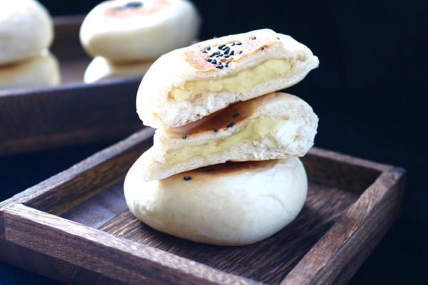 #馅儿料美食,哪种最好吃#绿豆馅饼
