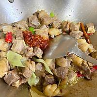 #餐桌上的春日限定#秘制牛羊肉火锅的做法图解4