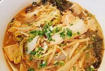 粉丝豆腐煲的做法