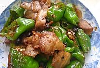 #夏日撩人滋味#农家小炒肉,青椒炒肉的做法