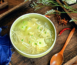 鲜味冬瓜汤的做法