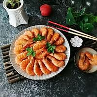 #花10分钟,做一道菜!#无水椒味虾的做法图解16
