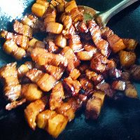 笋干红烧肉#父亲节,给老爸做道菜#的做法图解7