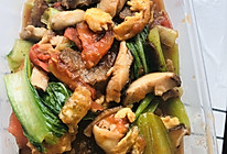 牛肉香菇打卤面的做法