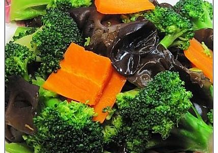 养颜花椰菜的做法