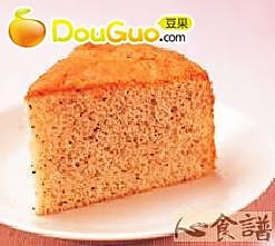红茶海绵蛋糕的做法