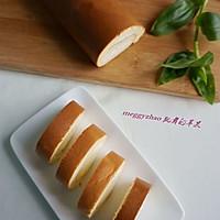 奶油戚风蛋糕卷#豆果5周年#的做法图解17