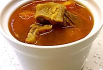 牛肉西红柿(番茄)汤的做法