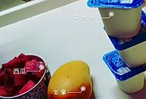 鲜果捞的做法