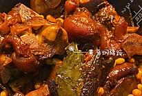 黄豆焖猪蹄(红烧)的做法