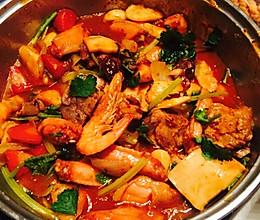 黄记煌三汁焖锅的做法