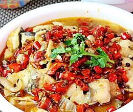 正宗四川酸菜鱼---冬季暖身的做法