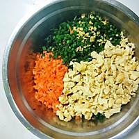 #钟于经典传统味#烫面素蒸饺的做法图解2