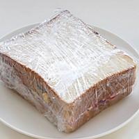 芒果金槍魚三明治的做法圖解12