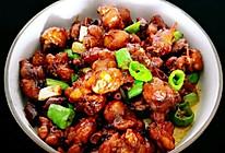 香辣炒鸡的做法