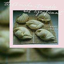 贝壳(海螺)馒头