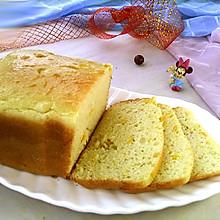 玉米面包#安佳黑科技易涂抹软黄油#