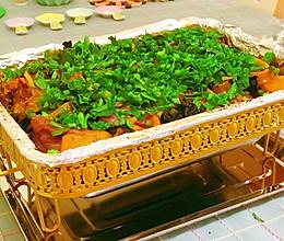 #做道好菜,自我宠爱!#滋滋烤鱼的做法